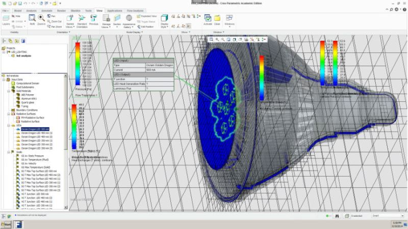 FloEFD for PTC Creo