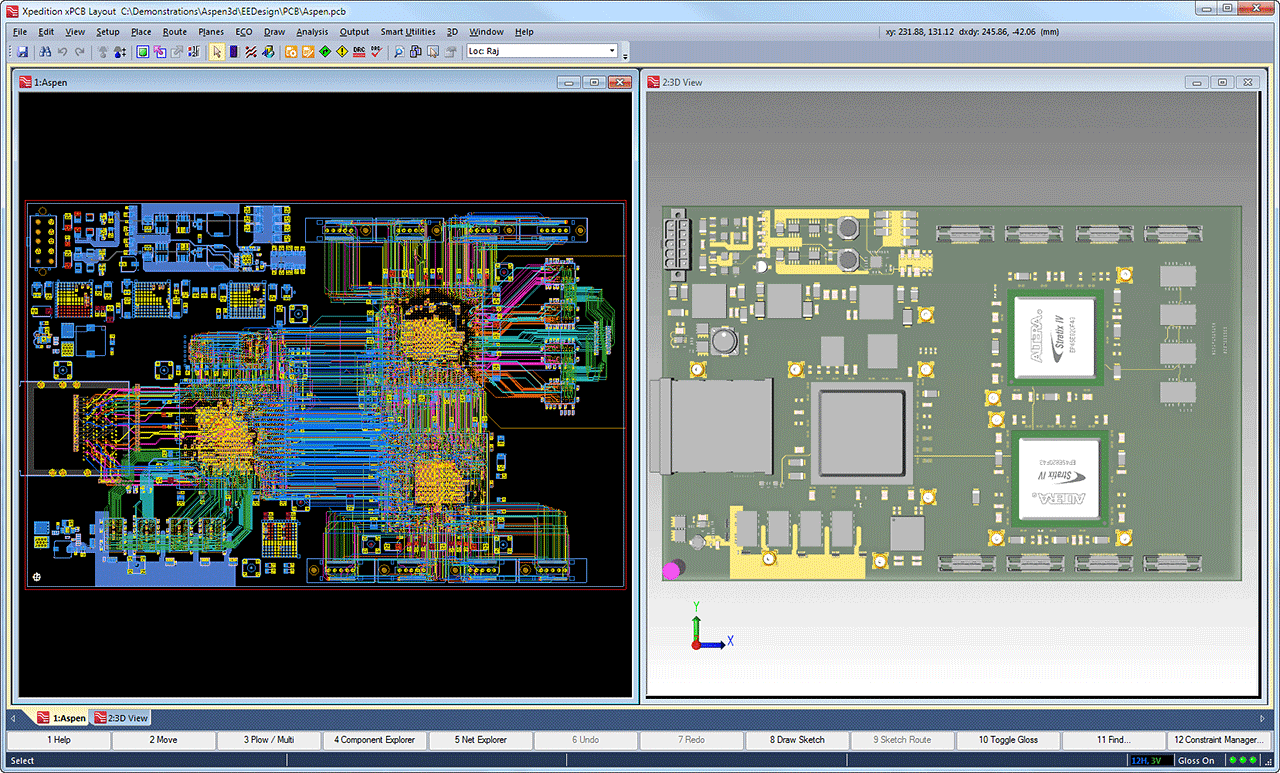 Expedition Pcb Design Software