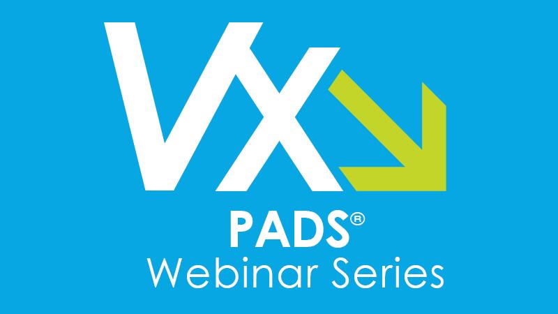 PADS Webinar Series