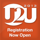 U2U Registration Now Open