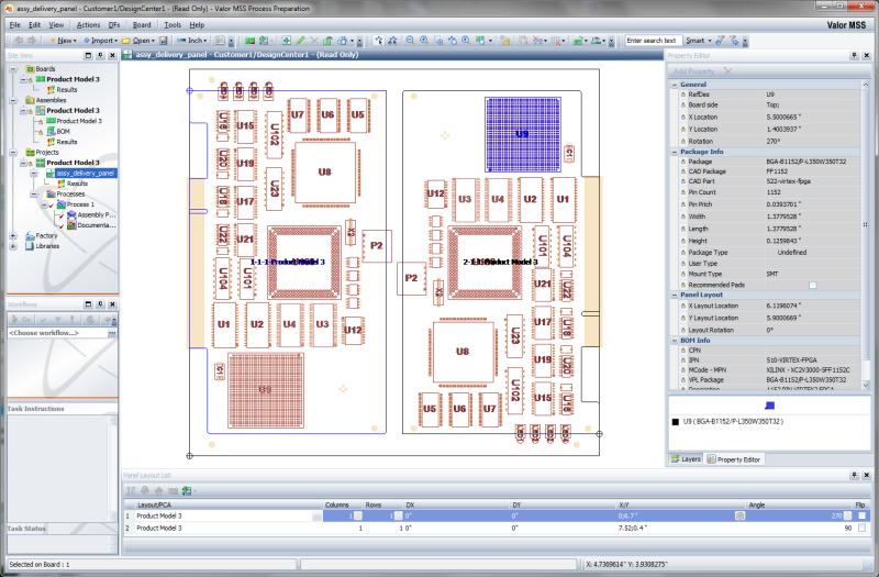 Process Preparation Virtual Lab